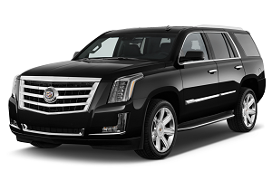 cadillac escalade limo rental fleet vehicle