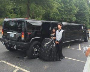 hummer limousine service guests